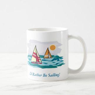 I esté navegando bastante la taza de café