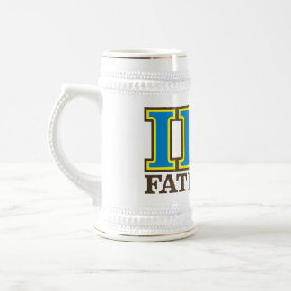 I Eta Pi - FATernity Stein/Mug! Beer Stein