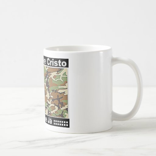 I exercise of Christ - One signs up Already Coffee Mug