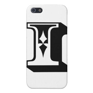 """i"" Eye Alphabet Letter Word Text Tee iPhone SE/5/5s Cover"