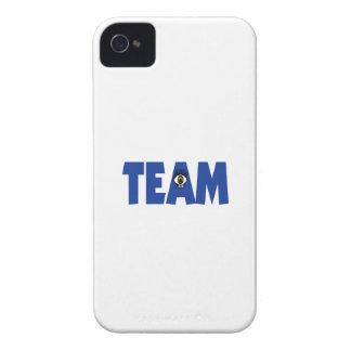 I (Eye) in Team iPhone 4 Case-Mate Case