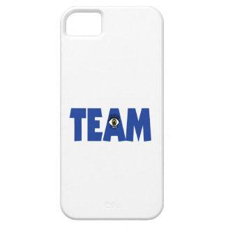I (Eye) in Team iPhone SE/5/5s Case