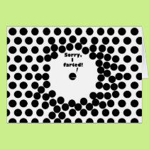 I Farted! Card