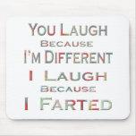 I Farted Mousepad