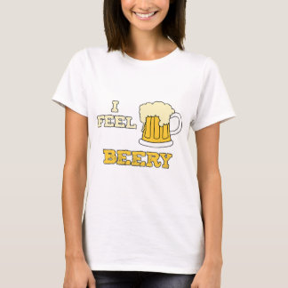 I feel beery - offset T-Shirt