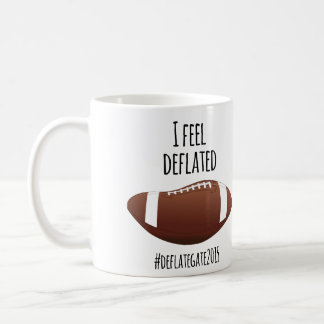 I Feel Deflated...Deflate Gate 2015 Coffee Mug