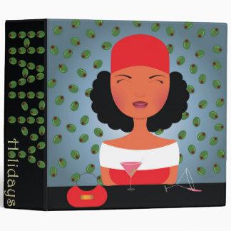 I Feel Fine (Holiday Edition) Art Binder by Jaishi
