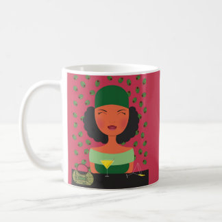 I Feel Fine mug by Jaishi
