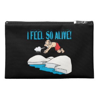 I Feel So Alive Travel Accessories Bags