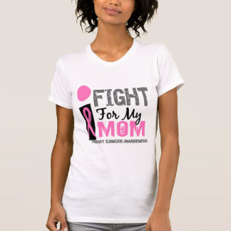 I Fight For My Mom Breast Cancer Tanktop