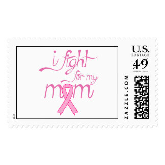 I Fight For My Mom Postage