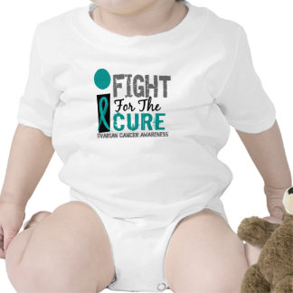 I Fight For The Cure Ovarian Cancer T Shirt