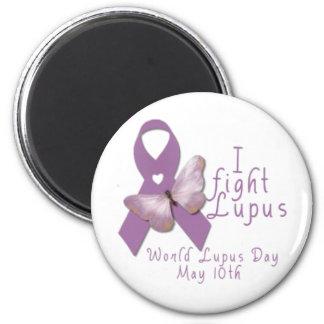 I fight Lupus Magnet