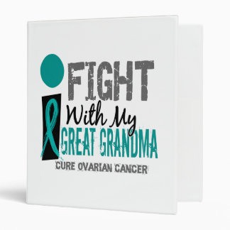 I Fight With My Great Grandma Ovarian Cancer Binder