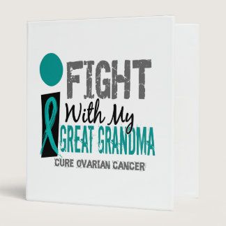 I Fight With My Great Grandma Ovarian Cancer Binder