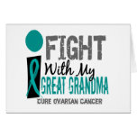 I Fight With My Great Grandma Ovarian Cancer Cards