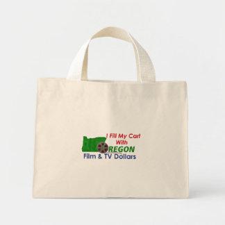 I Fill My Cart With Oregon Film & TV Dollars Bag