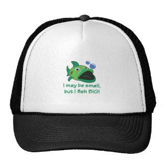 I FISH BIG MESH HAT