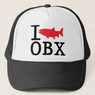 I Fish OBX. Trucker Hat