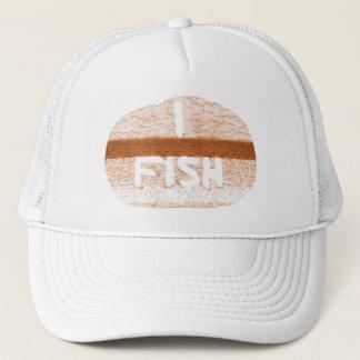 I Fish  'Tailgate Talk' Trucker Hat