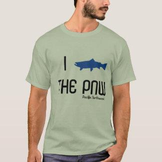 I Fish the PNW T-Shirt