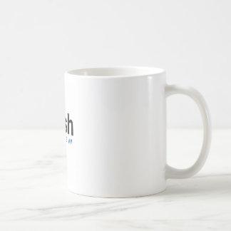 I Fish Therefore I Am Coffee Mug