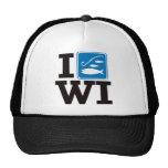 I Fish Wisconsin - WI Hat