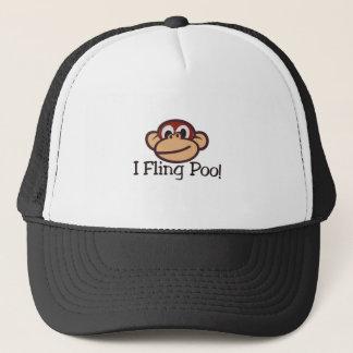 I Fling Poo! Trucker Hat