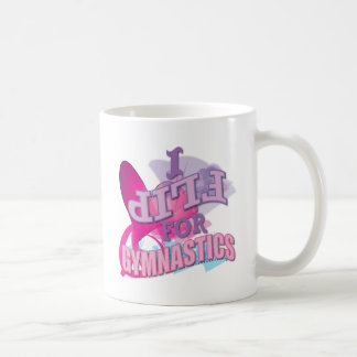 I Flip for Gymnastics Mug