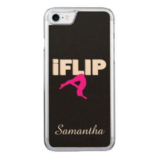 I Flip gymnastics Carved iPhone 7 Case