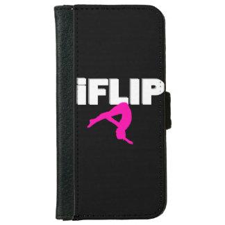 I Flip gymnastics iPhone 6/6s Wallet Case