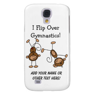I Flip Over Gymnastics Galaxy S4 Case