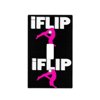 I Flip Tumbling Light Switch Cover