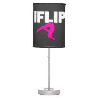 I Flip Tumbling Table Lamp