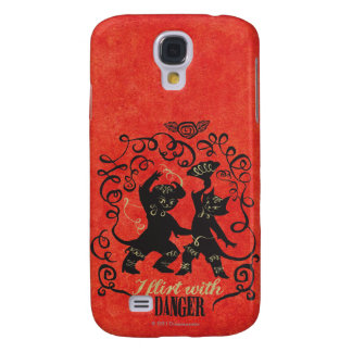 I Flirt With Danger 2 Galaxy S4 Case