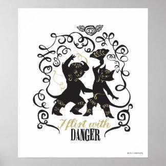 I Flirt With Danger 2 Poster