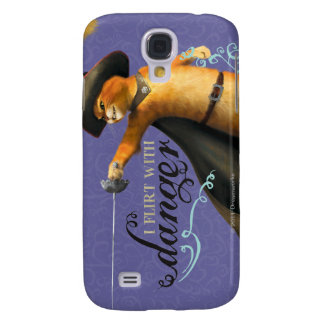 I Flirt With Danger (color) Galaxy S4 Cover