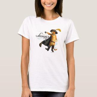 I Flirt With Danger (color) T-Shirt