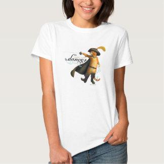 I Flirt With Danger (color) Tee Shirt