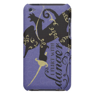 I Flirt With Danger iPod Touch Case
