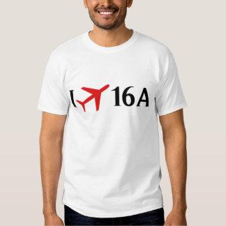 I Fly 16A - Nunapitchuk Airport, Nunapitchuk, AK T-Shirt