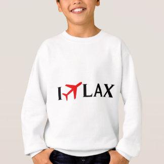 I Fly LAX - Los Angeles International Airport Sweatshirt