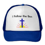I Follow the Son Trucker Hat