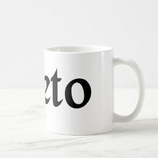 I forbid. coffee mug