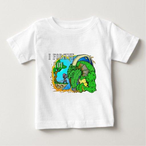 I Forgive Dragon Baby T-Shirt