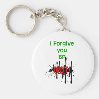 I Forgive You Not Basic Round Button Keychain