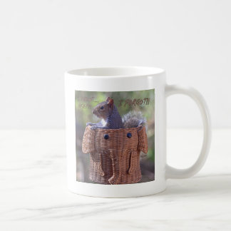 I forgot … Okay? … I FORGOT!! Coffee Mug