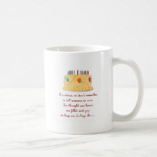 I FORGOT - SERIES COFFEE MUG