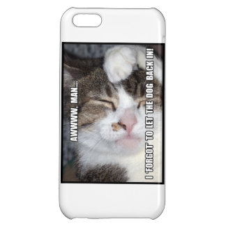 I Forgot the Dog Case For iPhone 5C