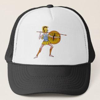 I fought at Sparta Trucker Hat
